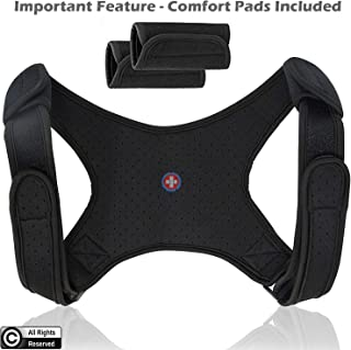 MAZIORT Posture Corrector for Men and Women | FDA Approved Fully