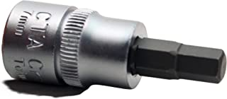 CTA Tools 1477 Disc Brake Caliper Bolt Socket with 7-Millimeter Hex