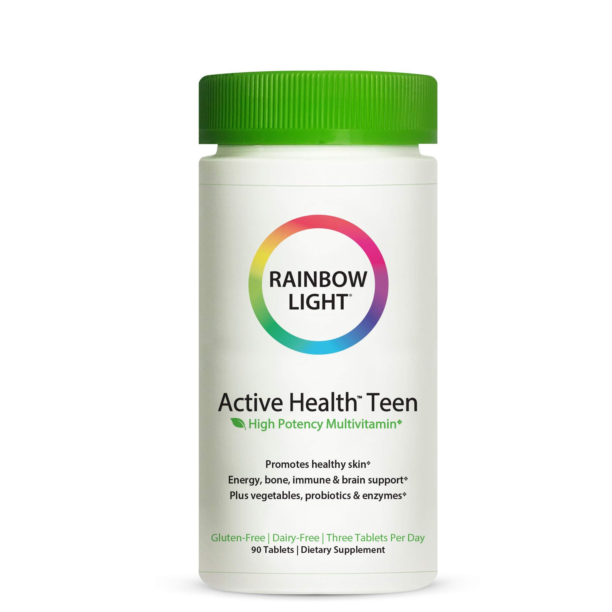 Rainbow Light Multivitamin DermaComplex Nutrients
