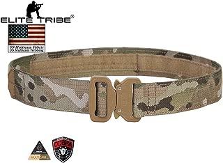 Paintball Equipment Military Combat 1.5 Inch Cobra Buckle Belt Tactical Rigger Belt Multicam