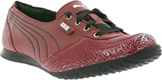 PUMA Biker 5000 Womens Leather Trainers/Shoes