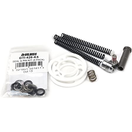 Tekna 703536 Repair Kit for Prolite Spray Guns