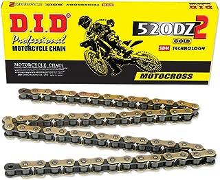 DID 520 DZ2 Chain (120 Links) (Gold)