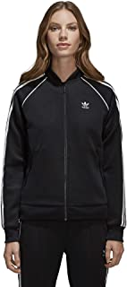 adidas Originals womens Superstar Tracktop Jacket