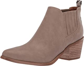 Report Women's Oberon Ankle Boot, Taupe, 6 M US