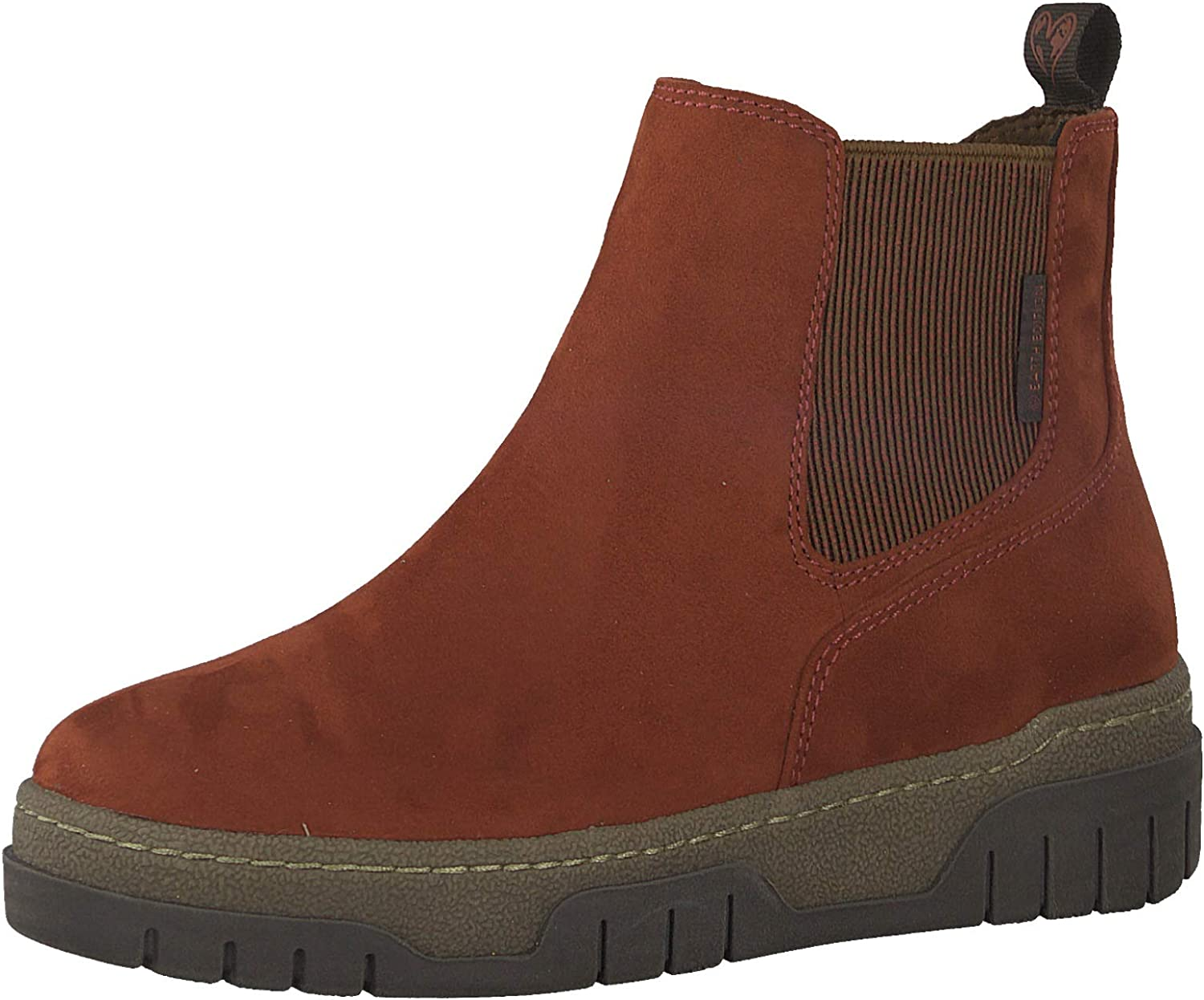 MARCO We OFFer at cheap prices TOZZI Women's Earth Edition Boot Popular overseas 2-2-25873-25 Bri Chelsea