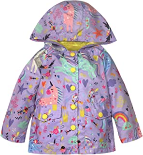 girls switchback rain jacket