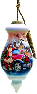 Inner Beauty Gifts, Hanging Ornament, Spire Shaped (Santa Delivery Gift, 1610082)