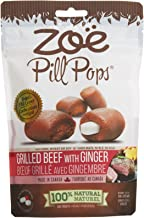 Zoe Pill Pops for Pets, Healthy All Natural Dog Treats for Giving Medication