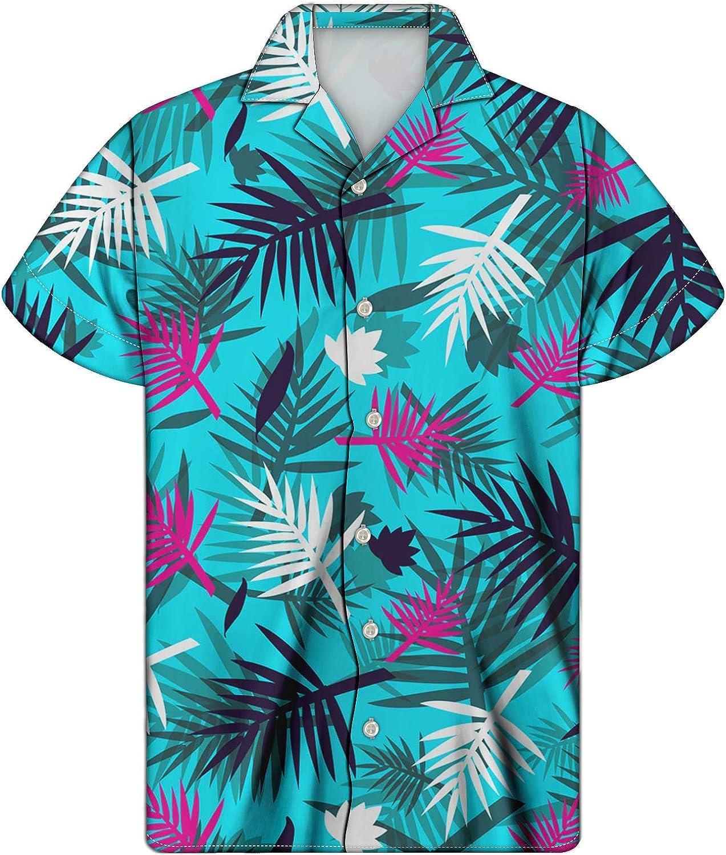 Aoopistc Men's Summer Casual Shirt Novelty Sport Tees Tops Short Sleeve,2XS-4XL