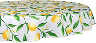 DII CAMZ11288 Spring & Summer Tablecloth, Spill Proof and Waterproof for Outdoor or Indoor Use, Host Backyard Parties, BBQ...