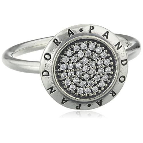 d322a6363 Pandora 190912CZ Women's Ring - 925 Sterling Silver Zirconia White