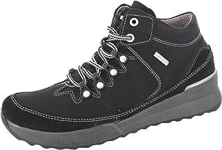 Romika halfhoge schoenen in grote maten zwart 50105 28 101 grote damesschoenen