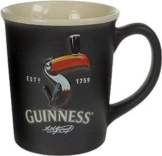 Guinness Large Toucan Black Mug