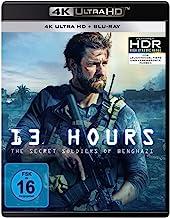 13 Hours: The Secret Soldiers of Benghazi  (4K Ultra HD) (+ Blu-ray 2D) [Alemania] [Blu-ray]