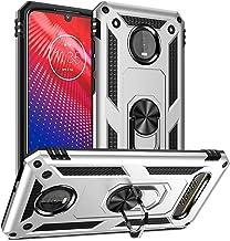 Moto Z4 Case,Moto Z4 Play Case,Moto z4 Force Case Cover,Rebex Tough Heavy Protective 360..