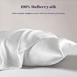 vegan silk pillowcase