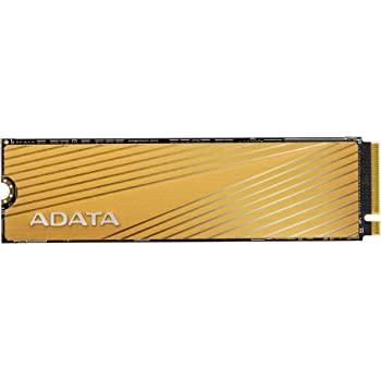 ADATA Falcon 3D NAND PCIe Gen3x4 NVMe M.2 2280 Read/Write Speed up to 3100/1500 MB/s Internal SSD