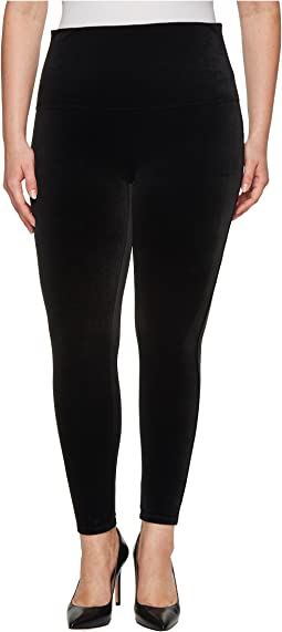 Spanx - Plus Size Velvet Leggings