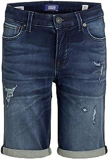 Jack & Jones Junior Pantalones Cortos de Jean para Niños