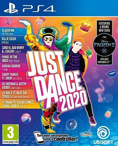 """Amazon.nl-Just Dance 2020 (Inclusief """"10.000 Luchtballonnen"""" Van K3) (Ps4)-aanbieding"""