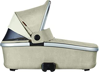 Maxi-Cosi Oria Lightweight Baby Carrycot, Fits all Maxi-Cosi Strollers, 0-6 Months, Nomad Sand