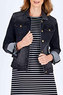 Bird Keepers Womens Jackets The Denim Jacket - Coats