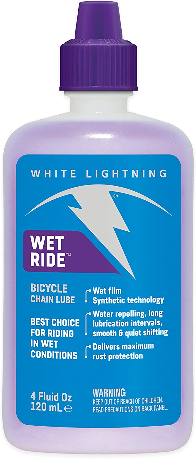 Jacksonville Mall White Lightning Wet Ride Cheap mail order shopping Extreme Chain Heavy Conditions Bicycle