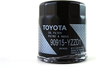 Toyota Genuine Parts 90915YZZD1 Oil Filter