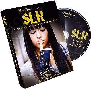 MMS Paul Harris Presents SLR Souvenir Linking Rubber Bands (Slim Bands) by Paul Harris DVD