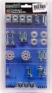 Specbolt Fasteners Brand Full Body & Plastics Bolt Kit fits: Honda CRF250R (2006-2009) #05
