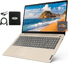 "2021 Newest Lenovo Ideapad 3 15.6"" FHD Laptop, AMD Ryzen 5 5500U(up to 4.0GHz), 20GB RAM 512GB..."
