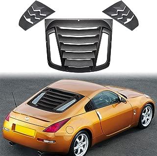 nissan 350z window visors