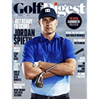 2-Year (22 Issues) of Golf Digest Magazine Subscription