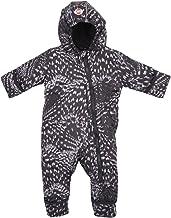 Sevira Kids NIGHT - Mono de invierno para bebé negro Negro Talla:6 a 12 meses