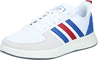 adidas Court 80s Men's Sneakers, White, 10.5 UK (45 1/3 EU)