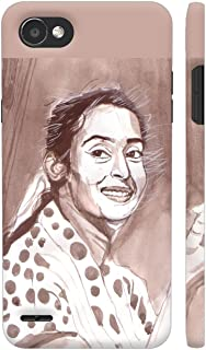 Colorpur Nutan 2 Printed Back Case Cover for LG Q6