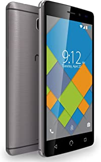 Nuu Mobile A4L Smart Phone, 4G LTE, 1 GB, 16 GB - Grey