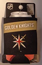 WinCraft NHL Las Vegas Golden Knights 1-Pack 12 oz. 2-Sided Can Cooler Coozie