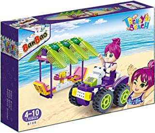 بان باو لعبة الشاطئ الجميل 108 قطعة