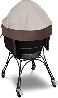 Amazon Basics - Funda para barbacoa de cerámica extragrande