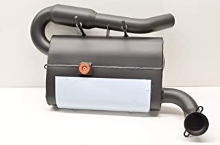 Starting Line Products SLP 09-119 - Super Silent Muffler for Polaris RZR 900 Trail/S/XC/4 and ACE XC 900