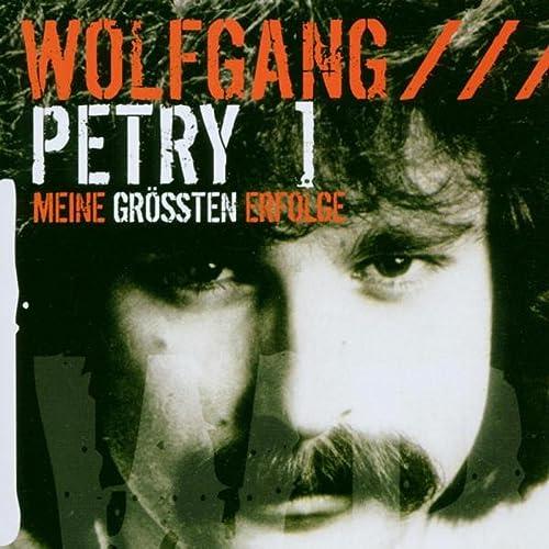 Verlieben, verloren, vergessen, verzeih'n by wolfgang petry on.