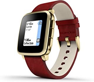 Best pebble time steel gold Reviews