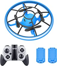 $27 » Drones for Kids,RC Flying Toys for Kids,Drone for Beginners with Bright Lights,Quadcopter with Altitude Hold,360° Rotating...