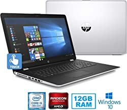 HP Premium High Performance 17.3in Touchscreen HD+ SVA (1600 x 900) Laptop~8th Gen Intel..