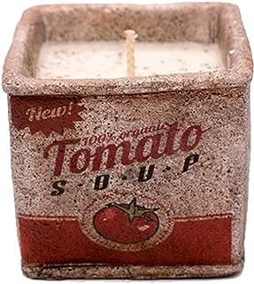 Swan Creek Candle Nostalgic Highway Small Square Pot Farmer's Market