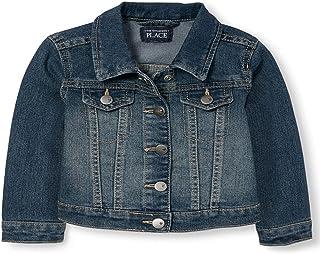 Baby Girls' Toddler Denim Jacket