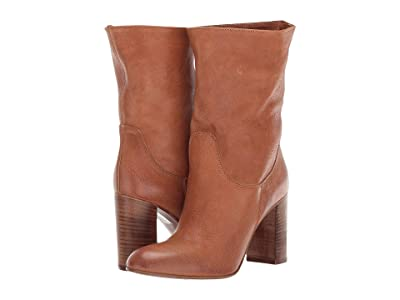 Free People Dakota Heel Boot (Brown) Women