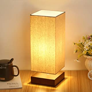 Touch Control Table Lamp Bedside 3 Way Dimmable Touch Desk Lamp Modern Nightstand Lamp..